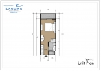 Laguna Beach Resort 3 Maldives - unit plans - type S - 3
