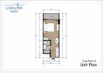 Laguna Beach Resort 3 Maldives - unit plans - type E - 6