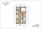 Laguna Beach Resort 3 Maldives - unit plans - type A - 2