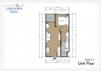 Laguna Beach Resort 3 Maldives - unit plans - type A - 4