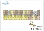 Laguna Beach Resort 3 Maldives - floor plans - buildings D F G - 7