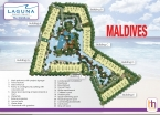Laguna Beach Resort 3 Maldives - floor plans - buildings D F G - 8