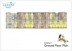 Laguna Beach Resort 3 Maldives - floor plans - buildings A B C  - 1