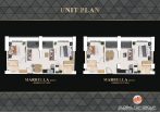 Marina Golden Bay - unit plans - 2