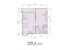 Nam Talay Condo - unit plans - 1