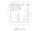 Nam Talay Condo - unit plans - 12