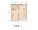 Nam Talay Condo - unit plans - 2