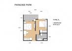Paradise Park Condo - unit plans - 1