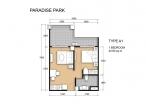 Paradise Park Condo - unit plans - 2