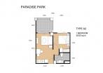 Paradise Park Condo - unit plans - 3