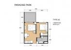 Paradise Park Condo - unit plans - 4