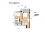 Paradise Park Condo - unit plans - 8