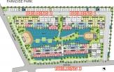 Paradise Park Condo - floor plans - building 1 - 1
