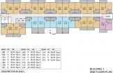 Paradise Park Condo - floor plans - building 1 - 3