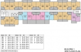 Paradise Park Condo - floor plans - building 1 - 4