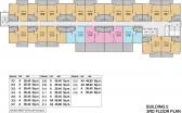 Paradise Park Condo - floor plans - building 2 - 4