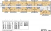 Paradise Park Condo - floor plans - building 2 - 5