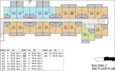 Paradise Park Condo - floor plans - building 3 - 2
