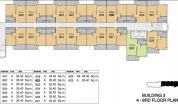Paradise Park Condo - floor plans - building 3 - 4