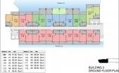 Paradise Park Condo - floor plans - building 3 - 5