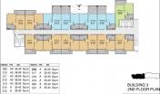 Paradise Park Condo - floor plans - building 3 - 6