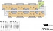 Paradise Park Condo - floor plans - building 3 - 8