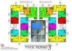 Park Royal 3 - 楼层平面图 - 1