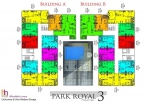Park Royal 3 - 楼层平面图 - 4