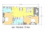 Park Royal 3 - 房间平面图 - 3