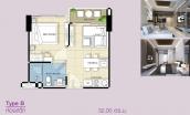 La Santir - 房间平面图 - 2