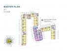 Ramada Mira North Pattaya - 楼层平面图 - 8