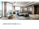 Ramada Mira North Pattaya - 1 bedroom Apartment Junior Suite type 45 s.qm - 2
