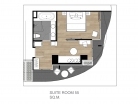 Ramada Mira North Pattaya - 1 bedroom Apartment Suite type 55 s.qm - 3