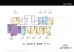 Riviera Monaco Condo - floor plans - 10