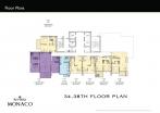 Riviera Monaco Condo - floor plans - 13