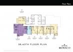 Riviera Monaco Condo - floor plans - 14