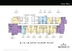 Riviera Monaco Condo - floor plans - 5