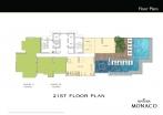 Riviera Monaco Condo - floor plans - 7