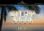 Riviera Ocean Drive - floor plans - 5