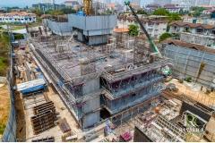 Riviera Ocean Drive - 2020-03 construction site - 1