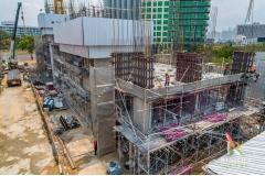 Riviera Ocean Drive - 2020-03 construction site - 2