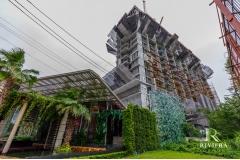 Riviera Ocean Drive - 2020-08 construction site - 1