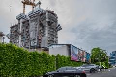 Riviera Ocean Drive - 2020-08 construction site - 2