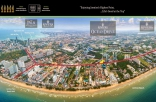 Riviera Ocean Drive Pattaya - price from 3,140,000 THB;  Condo Jomtien for sale, resale price, hot deals, location map in Thailand