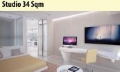 Sands Condo - unit interiors - 1