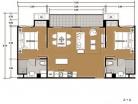 Seven Seas Condo Jomtien - unit plans - 2