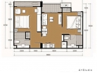 Seven Seas Condo Jomtien - unit plans - 7