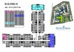 Seven Seas Condo Jomtien - floor plans - buildings A B C D - 5