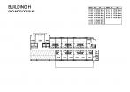 Seven Seas Condo Jomtien - floor plans - buildings E F G H - 7