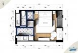 Seven Seas Cote d`Azur - unit plans - 1